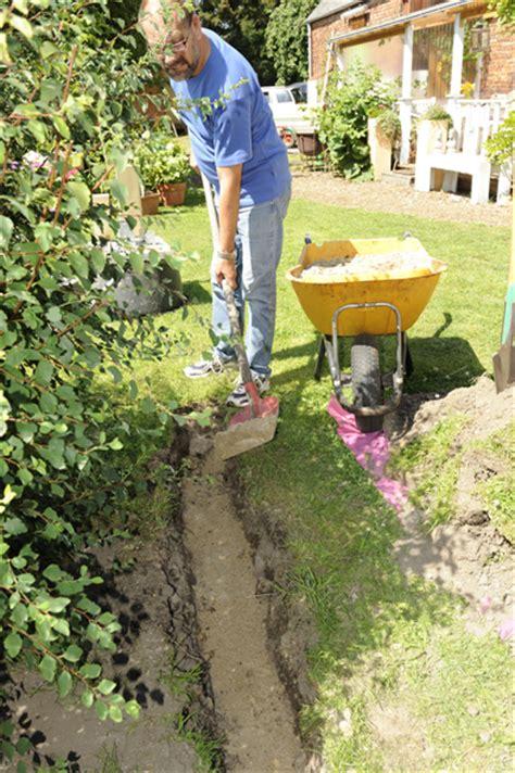 Wasserverteiler Garten