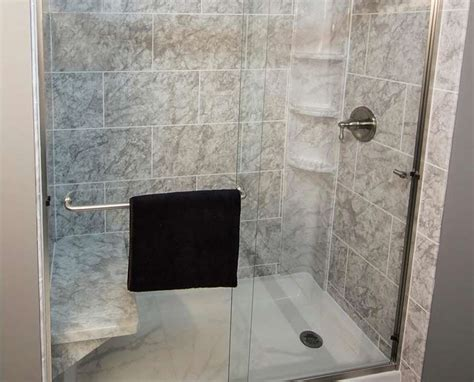 Bathroom With Bathtub And Shower Tub To Shower Conversion Convert Bath To Shower Luxury Bath