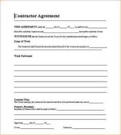 7 contract agreement timeline template
