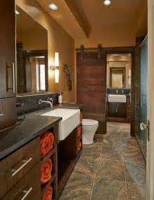 Bathroom Barn Door Hardware 15 Sliding Barn Doors That Bring Rustic Beauty To The Bathroom