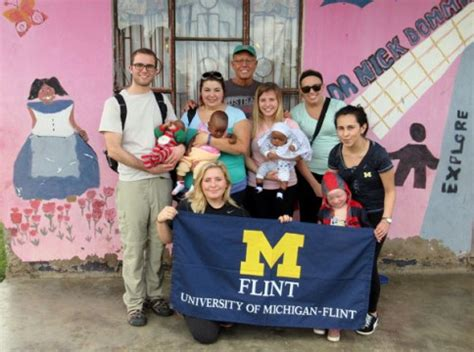 Um Flint Grad Ensures Education by Um Flint Expands International Health Opportunities