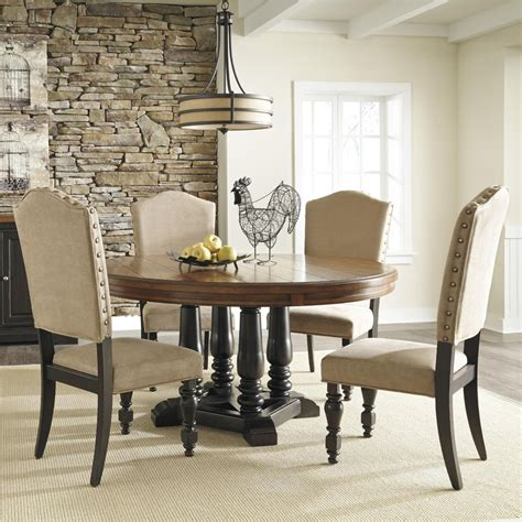 ebay dining room set shardinelle round dining room set ebay