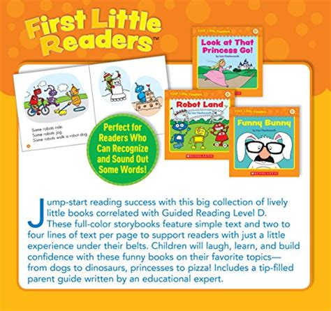 readers parent pack guided reading level a 25 irresistible books that are just the right level for beginning readers readers parent pack guided reading level d