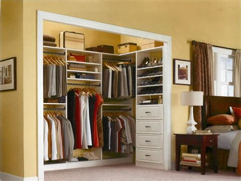 Bedroom Closet Organization Systems Bedroom Elfa Closet System Choice For Closet