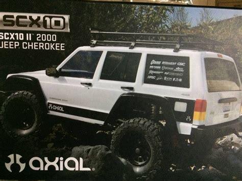 Jeep Ii axial scx10 ii 2000 jeep leaked box