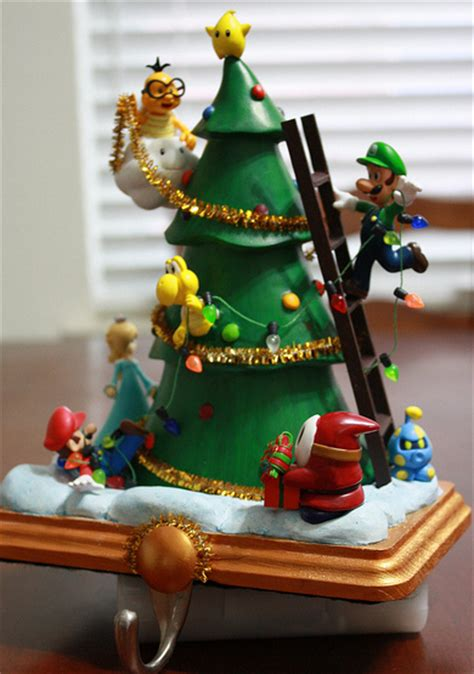 pk gaming gamer culture a very mario christmas