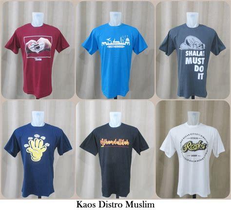 Kaos Branded Dewasa grosir kaos distro muslim dewasa branded termurah 35ribuan