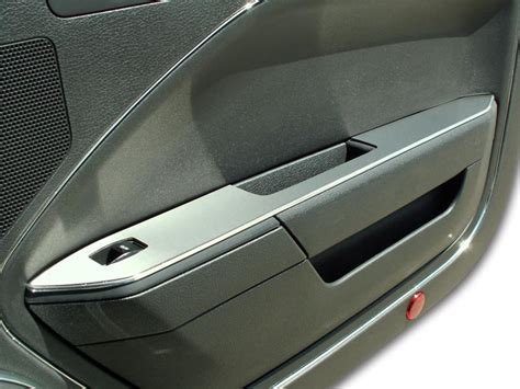 2009 mustang interior door panel 2005 2009 ford mustang v6 gt door panel inserts