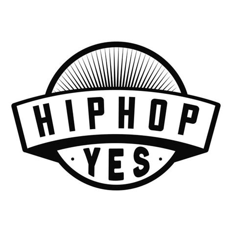 Membuat Logo Hip Hop | logo hip hop yes culturah2 social media design