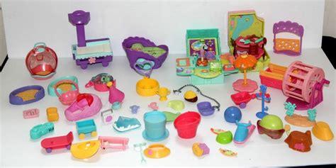 hasbro littlest pet shop accessories lps  toys hats