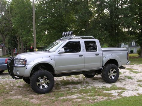 lifted 2003 nissan frontier rcw1088 2003 nissan frontier regular cab specs photos