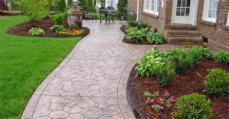 patio and walkway designs 19 home walkway design ideas