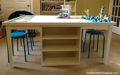 lego play table diy that s my letter diy lego play table