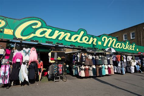 Camden Search The 6 Camden Markets And Tips For Visiting Them