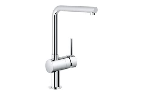 Grohe Minta Kitchen Faucet by Grohe Minta Single Lever Sink Mixer 1 2 31375000 Kitchen