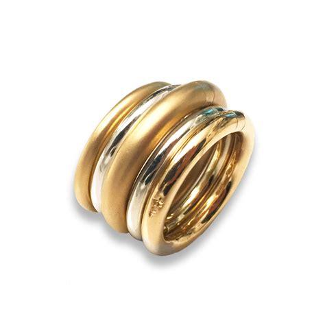 pomellato anelli anello 5 fedi pomellato gioielleria