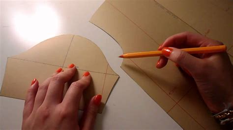 pattern cutting video tutorial pattern cutting tutorial basic manual grading and