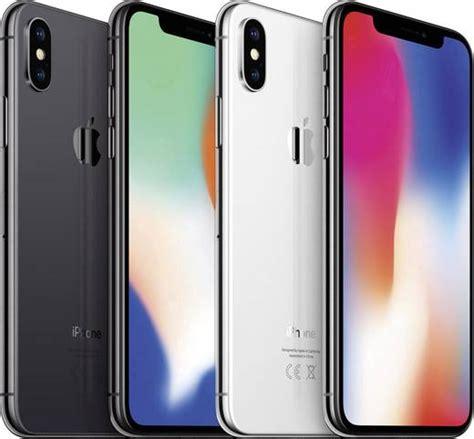 Apple Iphone X 64 Gb Spacegrau Kaufen