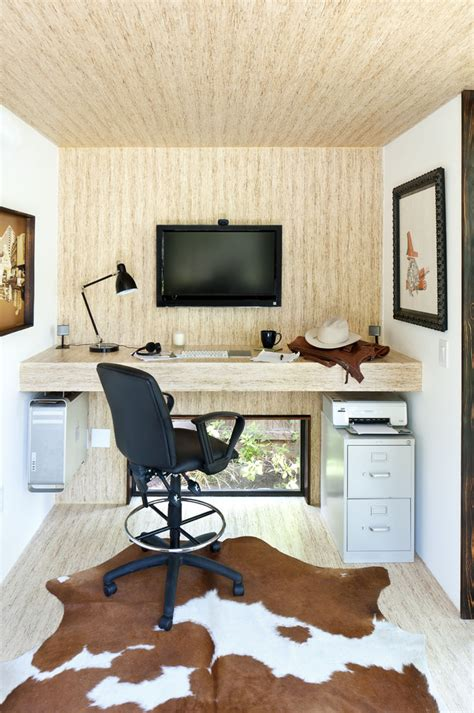 Cool Office Ideas - 57 cool small home office ideas digsdigs