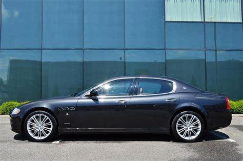 maserati quattroporte 2010 2010 maserati quattroporte for sale 1920610 hemmings