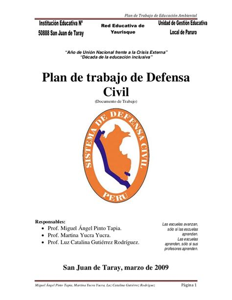 figuras de seales de defensa civil plan de trabajo de defensa civil 2009