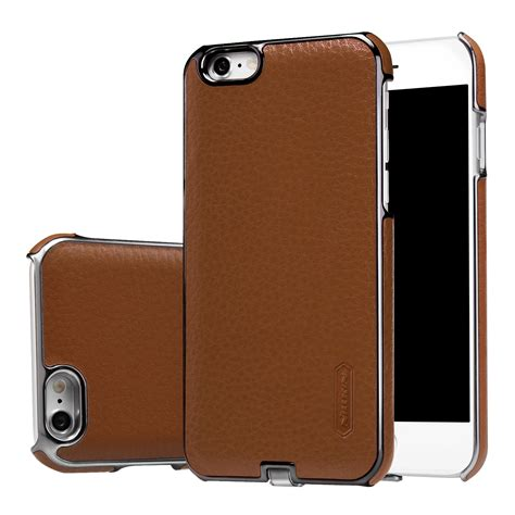 qi wireless charging luxury leather cover receiver for iphone 6 and 6s ebay