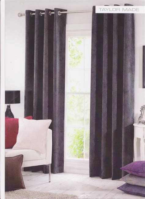 velvet curtains 108 length velvet curtains colour rosso net curtain 2 curtains