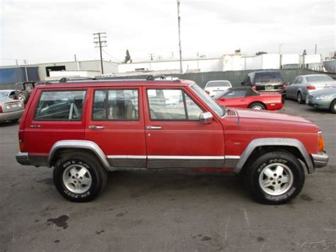 car engine repair manual 1992 jeep cherokee electronic valve timing c 1992 jeep cherokee used 4x4 4l i6 12v automatic suv no reserve for sale jeep cherokee 4x4