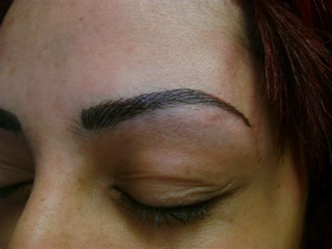 brow tattoo eyebrow eyebrow tattooing
