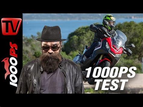 Enduro Motorrad Unter 2000 Euro by Video Honda X Adv 2017 Vaulis Motorrad Neuheiten