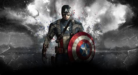 Captain America Pc Wallpaper | captain america hd wallpaper for desktop