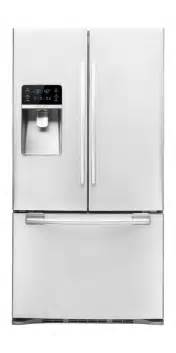 French Door Refrigerator With Bottom Freezer - samsung rfg29phd 29 0 cu ft french door bottom freezer refrigerator sears outlet