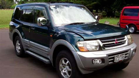 mitsubishi pajero 1999 1999 mitsubishi pajero exceed cash4cars sold youtube