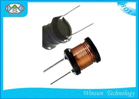 power switching inductor auto mounting wire wound power inductor small size reliable for switching power