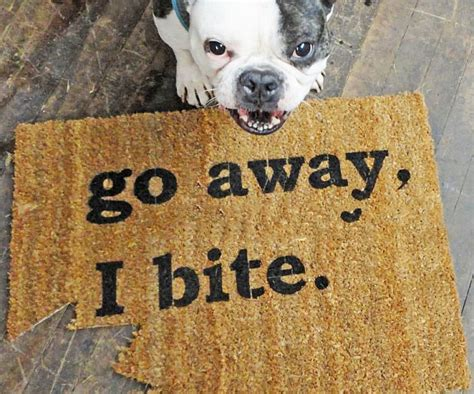 Welcome Mat That Says Go Away by A Message From Virginia To Lenders That Prey On Our Residents Elder Journal