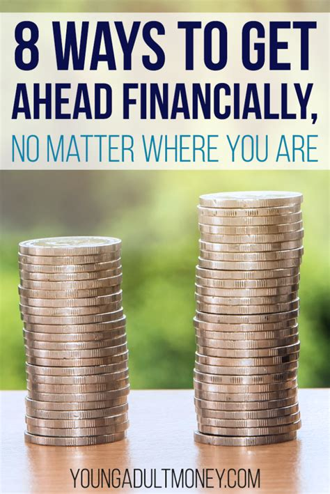 Does It Matter Where U Get Your Mba From by 8 Ways To Get Ahead Financially Money