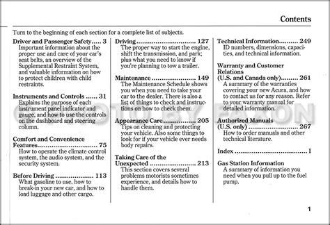 car maintenance manuals 2003 acura nsx user handbook 1997 acura nsx owners manual original