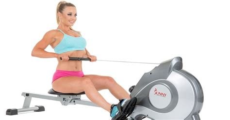 top 10 benefits of using a rowing machine overstock