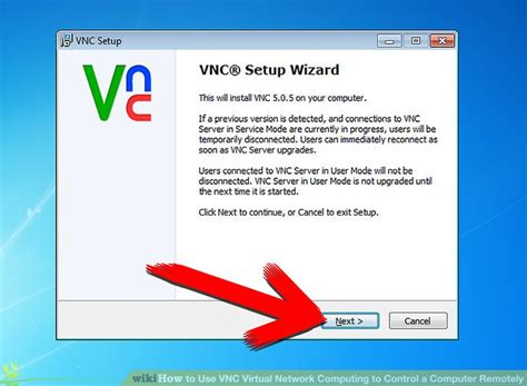 vnc number how to use vnc network computing to a