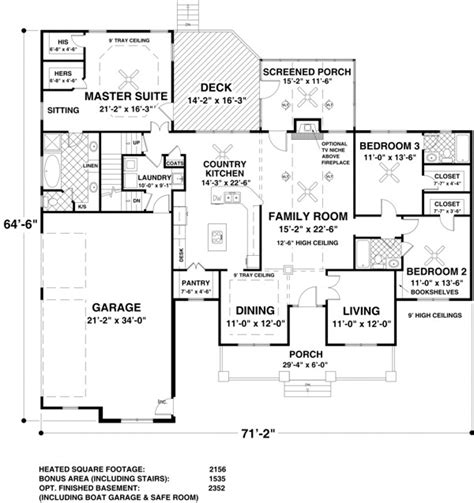 family friendly house plans house plan 93483 at familyhomeplans com
