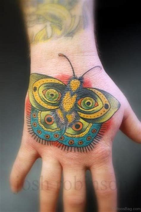 yellow butterfly tattoo 54 awesome butterfly tattoos on