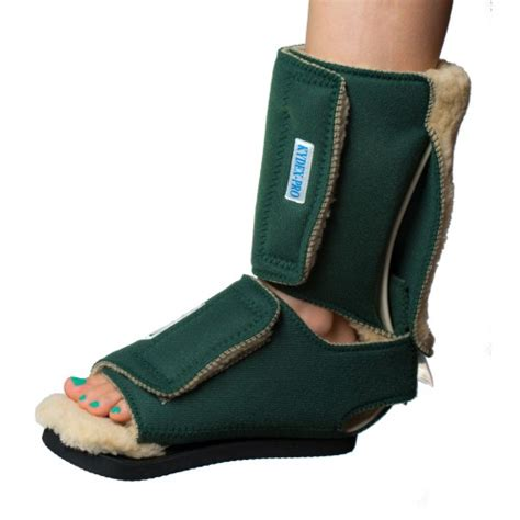 leeder ankle contracture boot