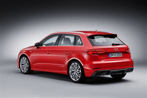 Audi Sportsback by Audi A3 Sportback Audi Mediacenter