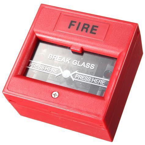 Alarm Emergency emergency door release alarm button call point glass access ebay