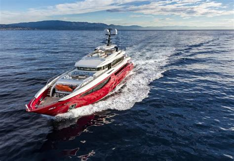 yacht boat red ipanema the world s biggest red yacht superyacht world