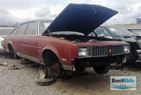 buick skylark 1985 junkyard therapy 1985 buick skylark limited promising