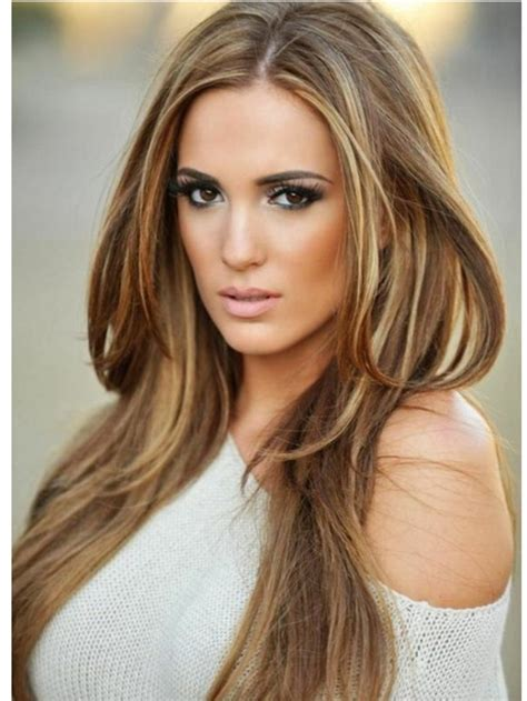 highlights of hairstyles highlights lowlights hair color hairstyles for medium