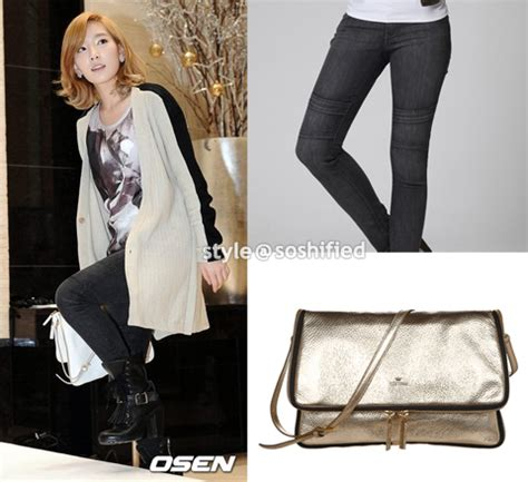 J Estina Sooyoung Clutch 532 soshified styling sooyoung