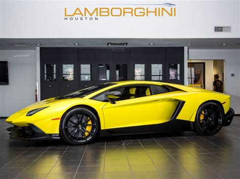Lamborghini Usa Dealers Aventador Lp720 4 50 Anniversario Photos Page