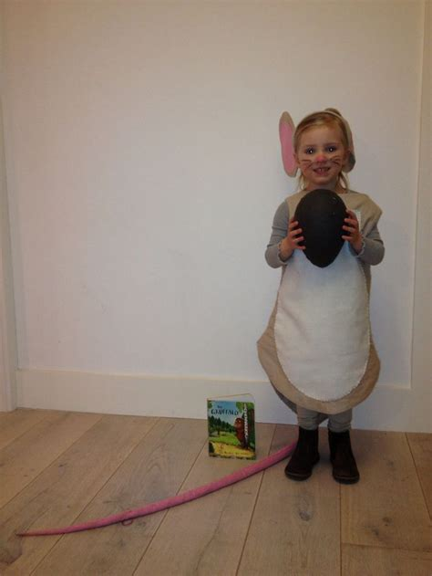 novel mice dress gruffalo costume costumes and mice on